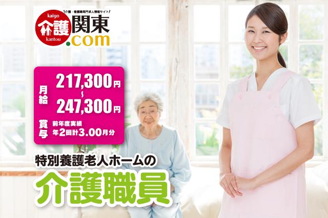 特別養護老人ホームの介護職員 千葉県野田市 151782-2-AD イメージ